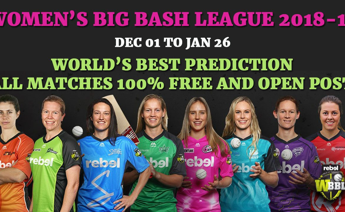 Womens Big Bash League 2018-19