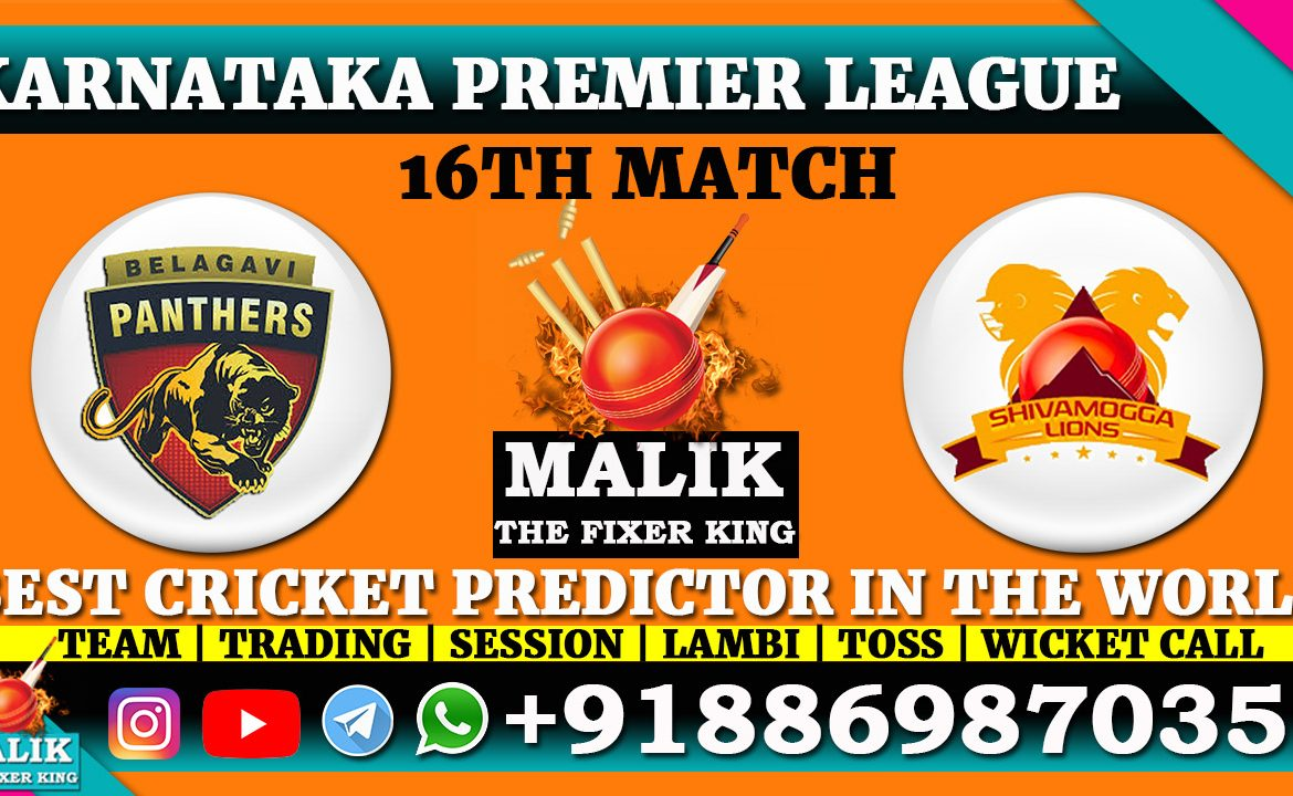 Belagavi Panthers vs Shivamogga Lions