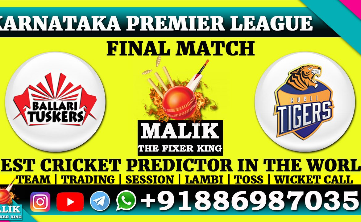 Bellary Tuskers vs Hubli Tigers