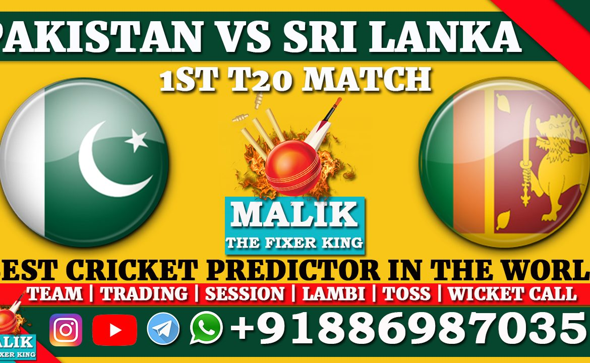 1ST T20 Match Pakistan vs Sri Lanka
