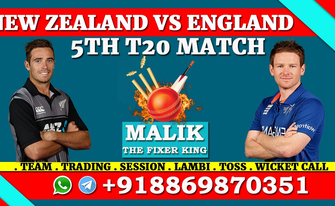 NZ vs ENG